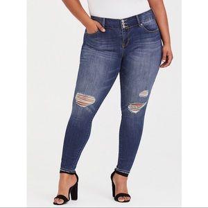 torrid Jeans - Torrid Premium Denim Jegging Skinny Jeans 20